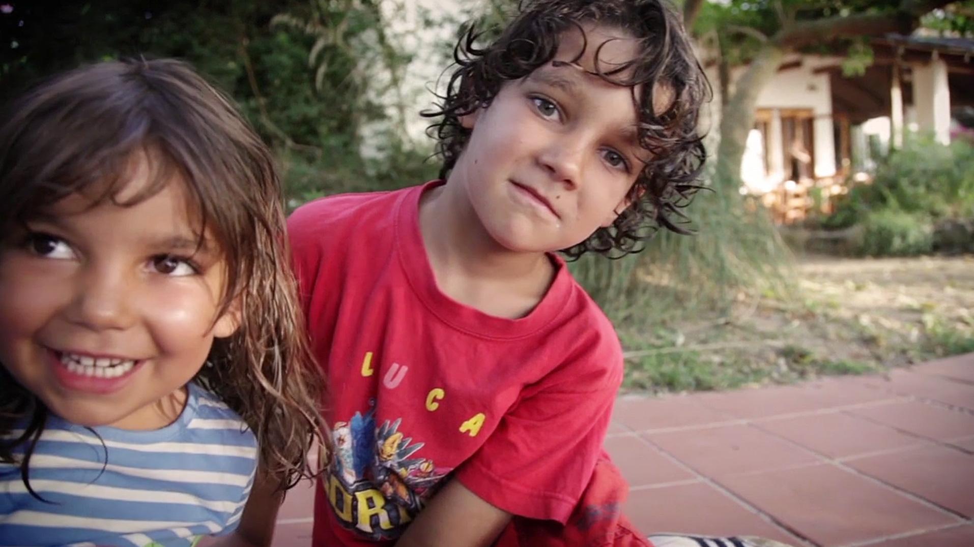 75a produziert für Vamos Eltern-Kind-Reisen ein Hotel-Video für den Agriturismo Pirapora