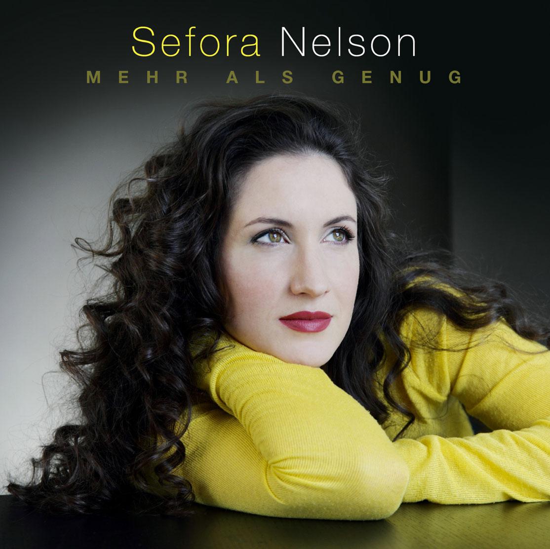 Für Sefora Nelson gestaltete 75a die CD