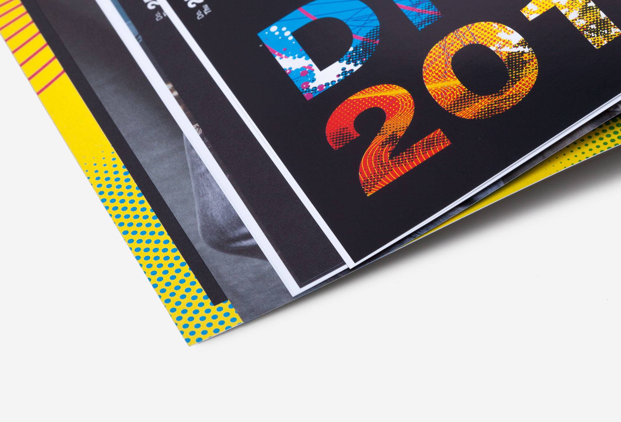 75a aus Stuttgart entwickelt das Corporate Design von Colours International Dance Festival 2015 presented by Eric Gauthier