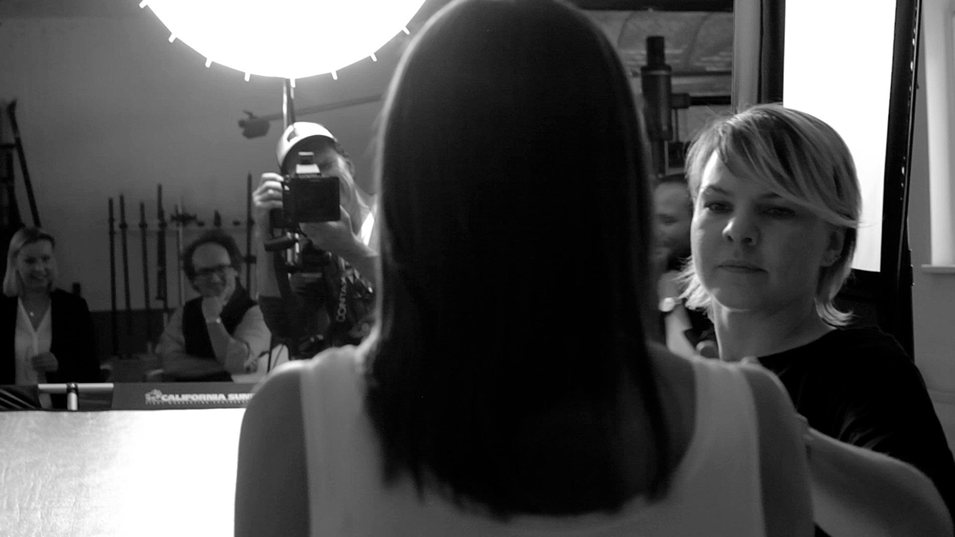 Making Of Video von 75a aus Stuttgart für Binder Optik. Fotograf: Maks Richter
