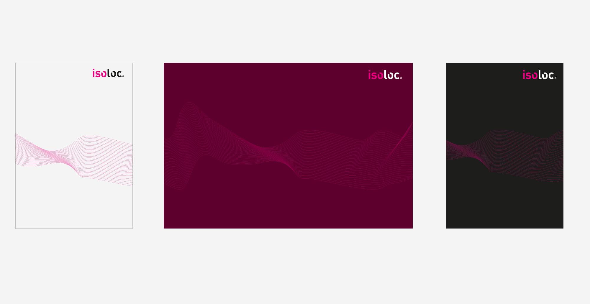 75a entwickelt das Erscheinungsbild von isoloc neu