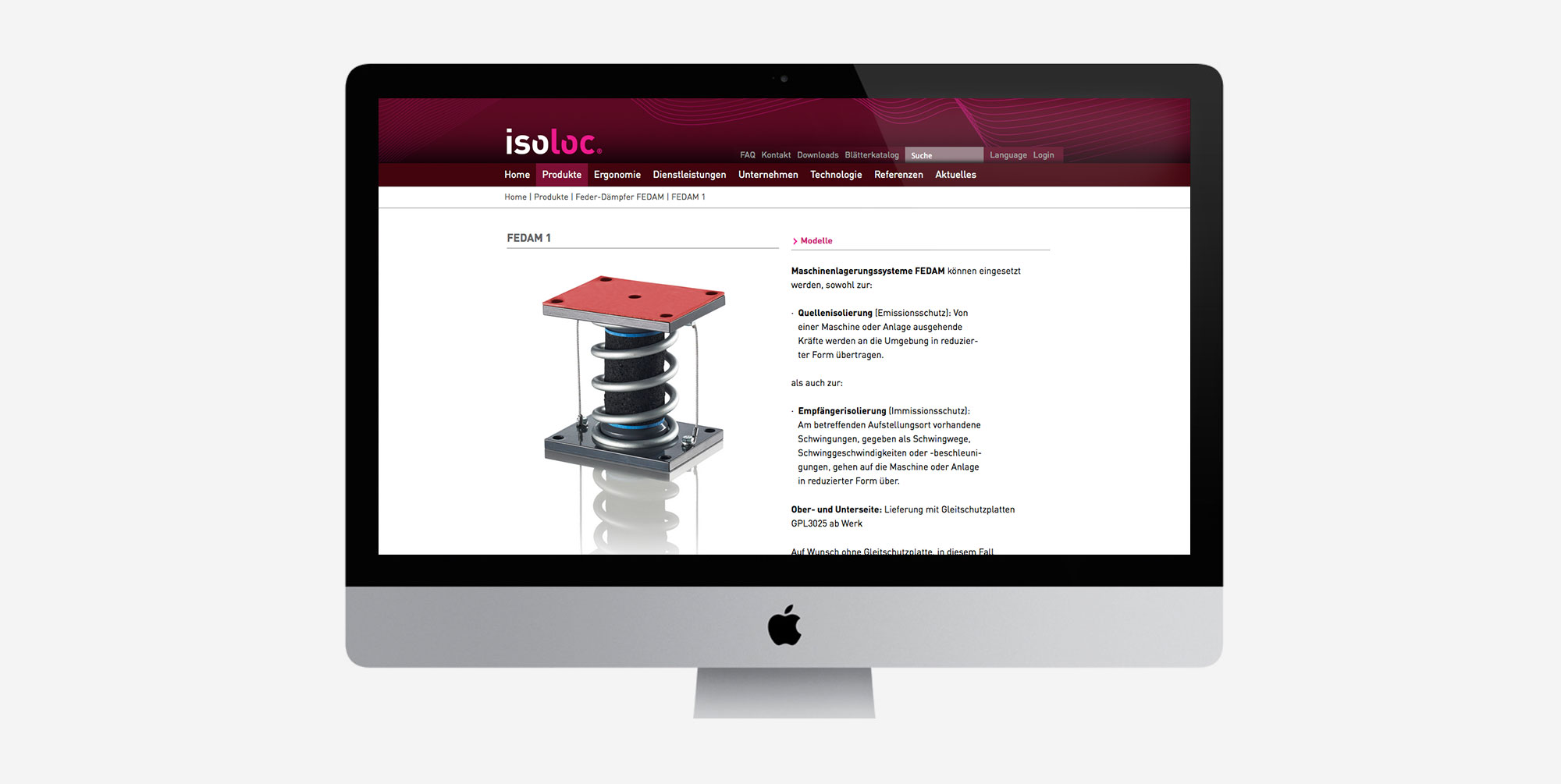 75a isoloc. Black Bedroom Furniture Sets. Home Design Ideas