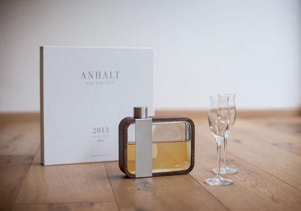 """75a produziert das Produktvideo für """"Anhalt Der Digestif"""". Regie: Kai Thomas Geiger. Kopteraufnahmen von Kopterbrothers Stuttgart"""