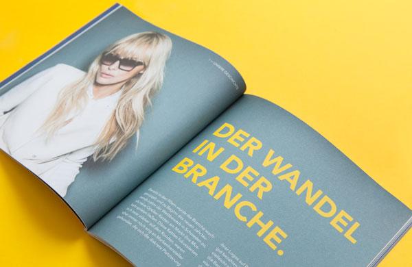 75a Büro für Gestaltung aus Stuttgart entwirft das neue Corporate Design Brandbook für den schwedischen Brillenhersteller smarteyes