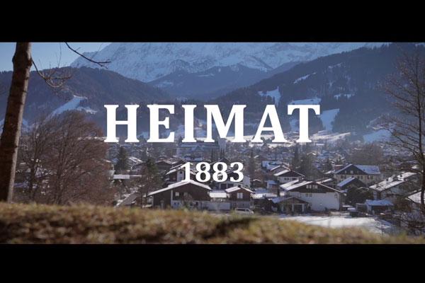 Die Designagentur 75a drehte ein Imagevideo über heimat 1883.